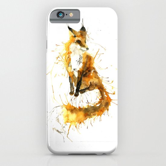 Bushy Tailed iPhone & iPod Case
