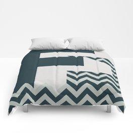 F. Comforters
