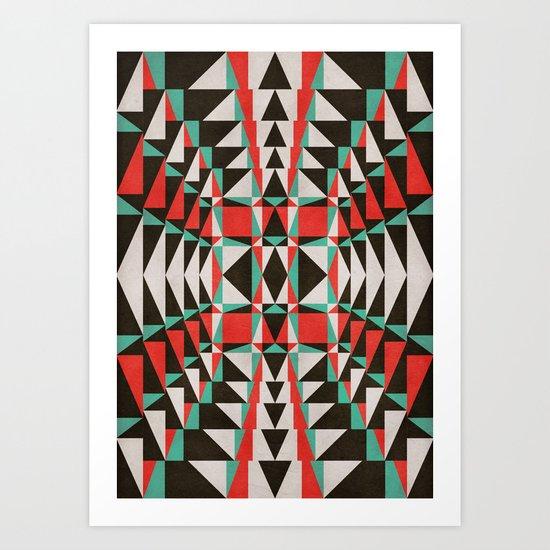 NewerMind Art Print
