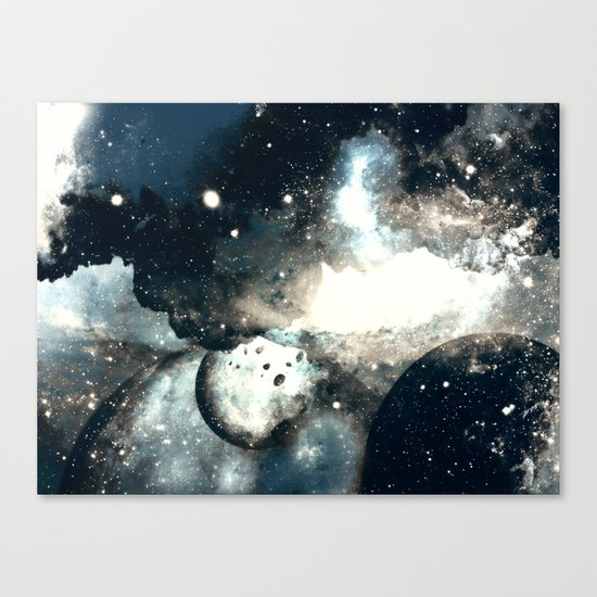 Story of a Bad Dream Canvas Print