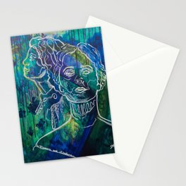 Eleanora and Isadora Entranced Stationery Cards