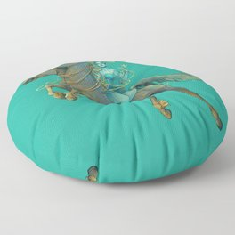 Gemini Maiden Floor Pillow