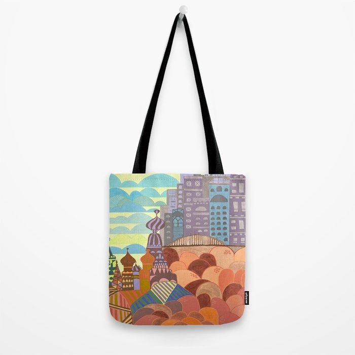Novo Arkhangelsk Tote Bag