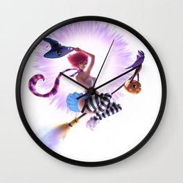 Candy Trip Wall Clock