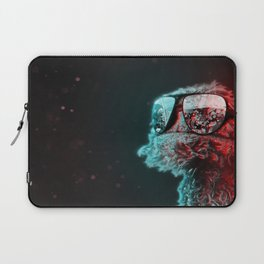 Grew Up in These Streets Laptop Sleeve