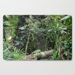 Tropical Rainforest 04 Cutting Board