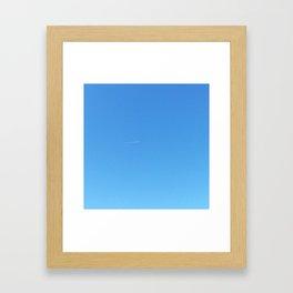 Jetstream Framed Art Print