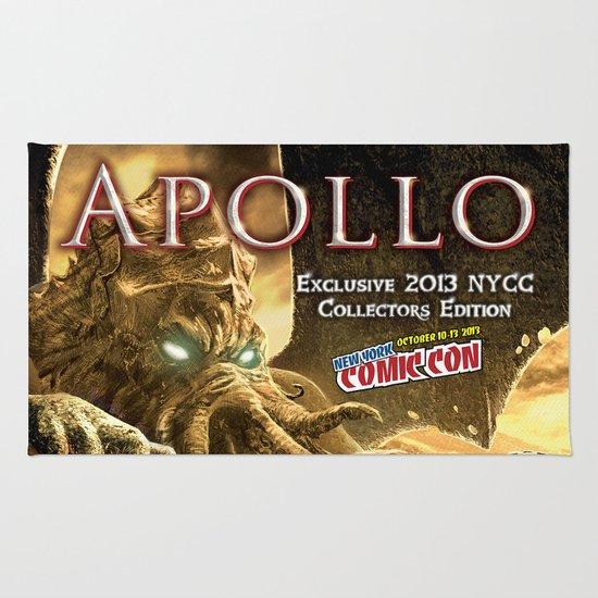 Apollo - Cover Art Rug
