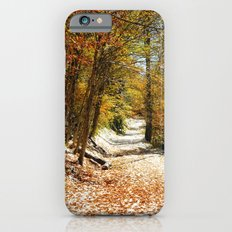 The First Snow Slim Case iPhone 6s