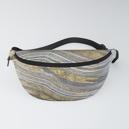 Abstract paint modern Fanny Pack