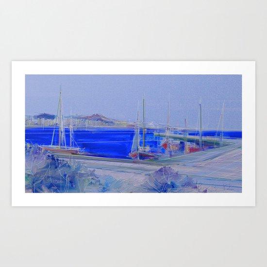 Porto 137 -bba Art Print