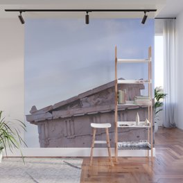 Parthenon Pediment Wall Mural
