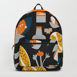 Orange juice Backpack