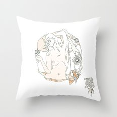 M A G I C Throw Pillow