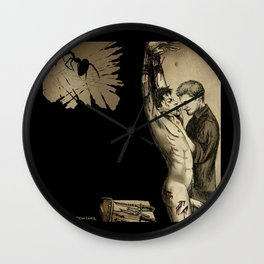 Angel mine Wall Clock