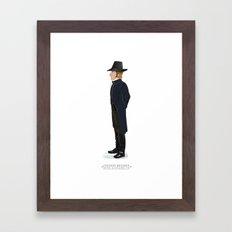Colonel Brandon Framed Art Print