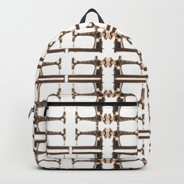 """""""Sew It's Quirky"""" by Murray Bolesta Backpack"""