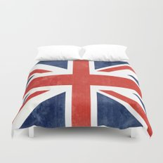 Union Jack Duvet Cover