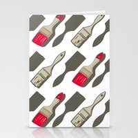 tool Stationery Cards featuring Tool Time by Pattern Design