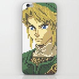 Link Tiles iPhone Skin