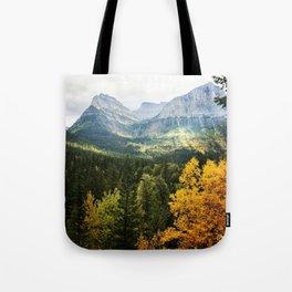 FALL MOUNTAIN WHISPER Tote Bag