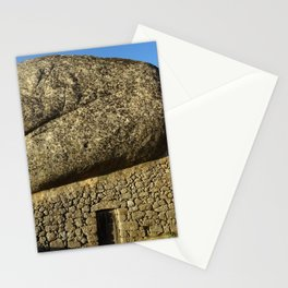 Monsanto one-tile house Stationery Cards