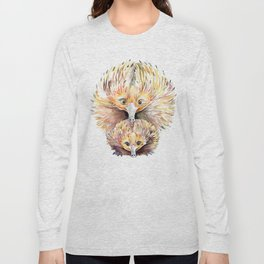 Enigmatic Echidnas Long Sleeve T-shirt
