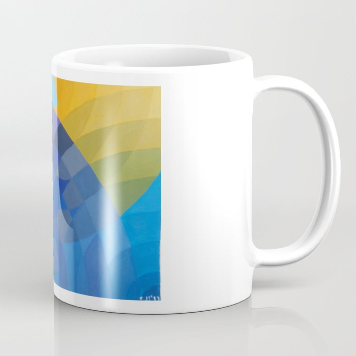 Puesta del sol Coffee Mug