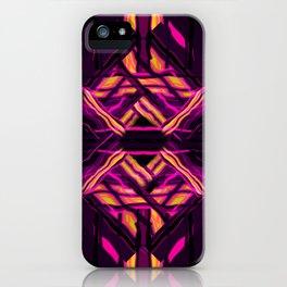 Exotic Visual Aesthetic Art V.1 iPhone Case