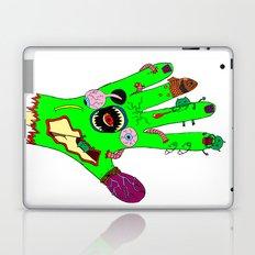 Zombie hand Laptop & iPad Skin