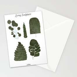 Living Sculpture Stationery Cards