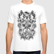 dy disc suss ursus Mens Fitted Tee White MEDIUM