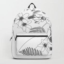 New Zealand Flora Backpack