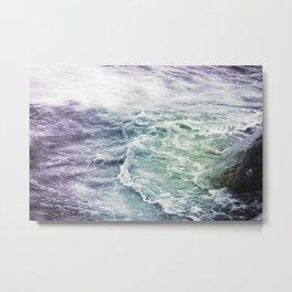 Mystic Waters 3 Metal Print