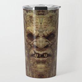 Baphomet Travel Mug