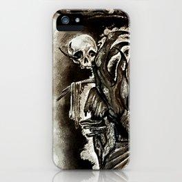 Leszy iPhone Case