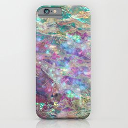 Prismatic Ocean of Light IV iPhone Case
