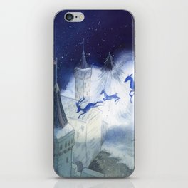 December's Tale iPhone Skin