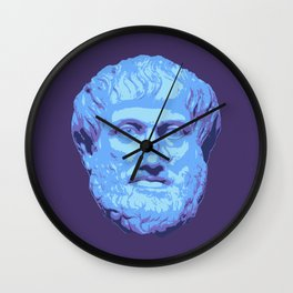 Aristotle Wall Clock
