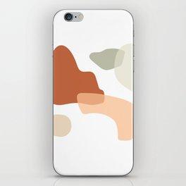 Shapes II iPhone Skin