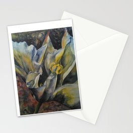 flower force Stationery Cards