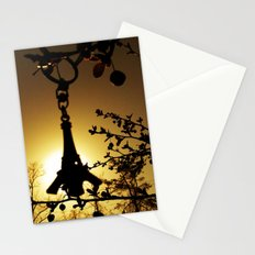 Shadow of the Parisian Stationery Cards