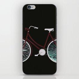 Cycle Adventure iPhone Skin