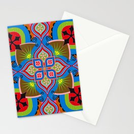 pattern02 Stationery Cards