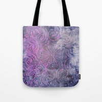 deco Tote Bags featuring Boho Deco by cafelab