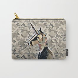 Army unicorn Carry-All Pouch