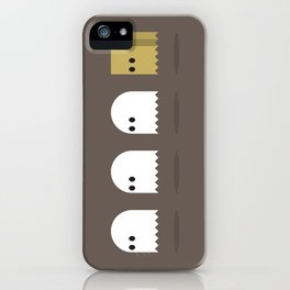 Ugly Duckling iPhone Case