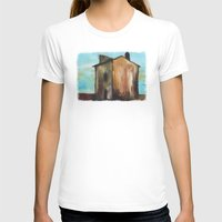 house T-shirts featuring house by Valentina Cobetto