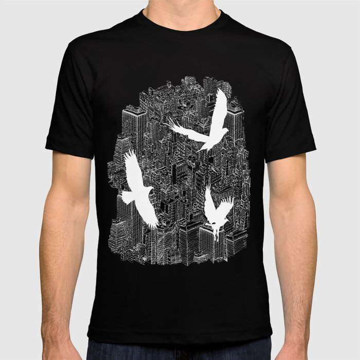 Ecotone (day) T-shirt