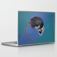 mouse Laptop & iPad Skins featuring Mouse by Michael Creese